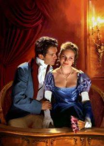 cuplu romantic la teatru