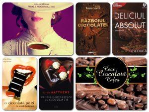 colaj ciocolata