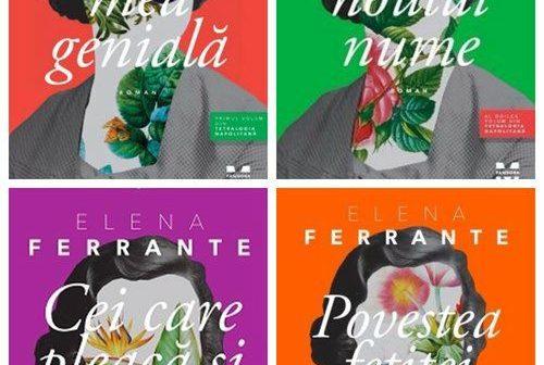 Seria Tetralogia napolitana de Elena Ferrante