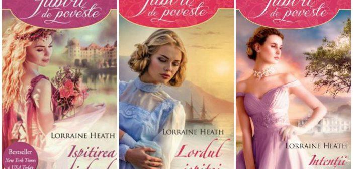 Seria Lorzii pierduti din Pembrook de Lorraine Heath