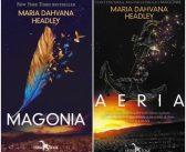 Seria Magonia de Maria Dahvana Headley
