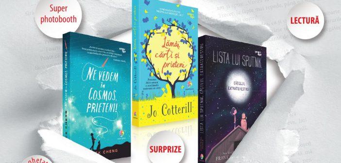 Smart Age. Lecturi inteligente. Cea mai noua colectie de literatura pentru copii din Romania – Editura Corint