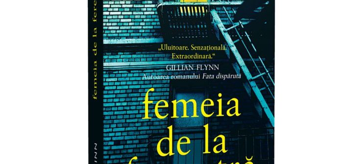 Femeia de la fereastra de A.J. Finn, Editura Litera, Colectia Buzz Books