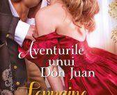 Aventurile lui Don Juan de Lorraine Heath, Editura Litera, Colectia Iubiri de poveste