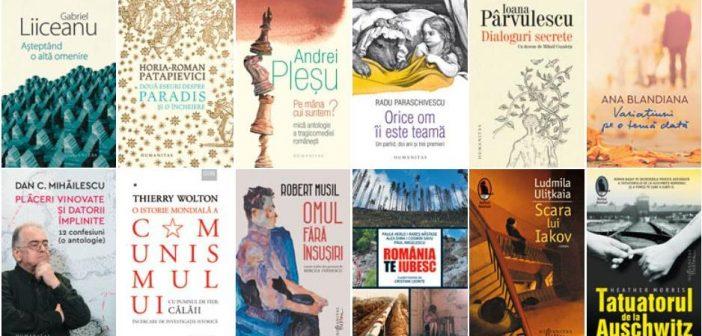 Editura Humanitas și Humanitas Fiction la Gaudeamus 2018