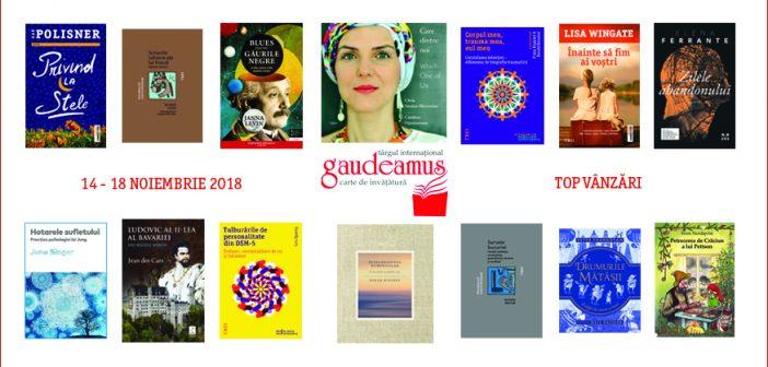 Bilanțul Grupului Editorial Trei la Târgul Internațional Gaudeamus 2018